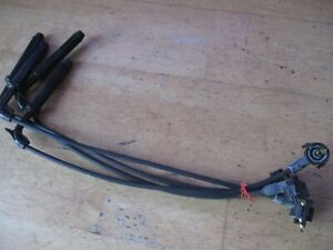 Renault Citroen VW Audi Ford  4 x Zündkabel  Bremi 81B/50  NEU