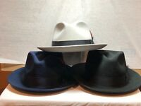 New with Tag Dobbs Fifth Ave New York Strand  Men's Hat Wool made in USA