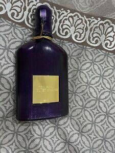 Empty Tom Ford Perfume Bottle - Velvet Orchid