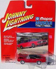 JOHNNY LIGHTNING R2 MOPAR MUSCLE 1969 DODGE CHARGER #127