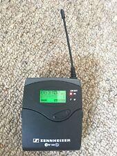 Sennheiser EW100 EK100 G2 Receiver CH70 UK Legal