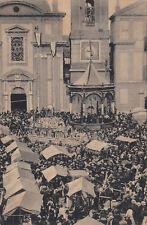NP7415 - GIUGLIANO NAPOLI - FESTA SANTO PATRONO VIAGGIATA 1918