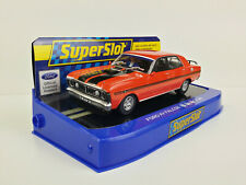 Slot Car Scalextric Superslot H3937 Ford XY Falcon Gt-Ho Phase III Track Red