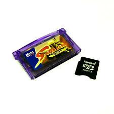 Supercard Mini SD Adapter for GBA GBASP GBM NDSL Flash Card GBA Cartridge