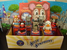 Disney Vinylmation Silly Symphony Complete Set/Collection Including Chaser