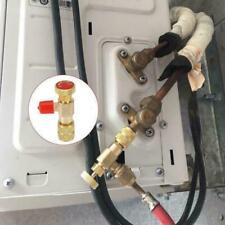 R410A R22 Klimaanlage Kältemittel Kupfer Ventil Adapter Werkzeug Koppler I6S1