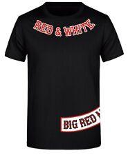 Hells Angels Support 81 Big Red Machine World T-Shirt NEU