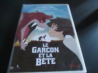 """DVD NEUF """"LE GARCON ET LA BETE"""" manga de Mamoru HOSODA"""