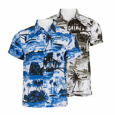 Unbranded Hawaiian Casual Shirts & Tops for Men