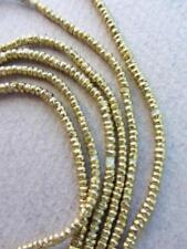 -2 Strands [61603] African Heishi Beads