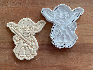 Yoda Star Wars Cookie Cutter
