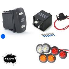 Rocker Switch Universal Turn Signal Street Legal Led Light Kit for SXS ATV UTV