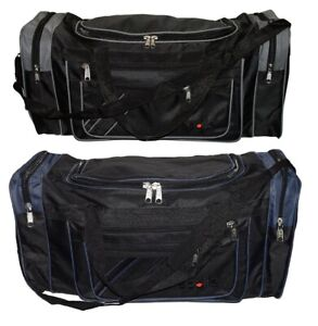 XXL Große Sporttasche Reisetasche Trainingstasche Fitnesstasche 75x28x34cm