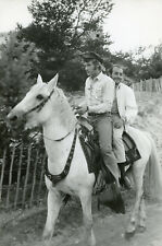 JOHNNY HALLYDAY 70s VINTAGE PHOTO ORIGINAL #1