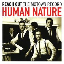 Human Nature - Reach Out (The Motown Record) (2005)  CD  NEW  SPEEDYPOST