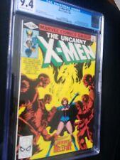 Uncanny X-Men #134 CGC 9.4 (1980) First Dark Phoenix , Claremont-Byrne KEY ISSUE