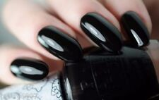 New! OPI HELLO KITTY *Never Have Too Mani Friends* Black Nail Polish Lacquer H91