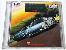 PC Engine TurboGrafx-Super-CD-Rom2 ZERO 4 CHAMP ll (Japanese import NTSC-J)