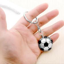 Sports SOCCER Futball Foosball Football KEY CHAIN Ring Keychain Metal Gift