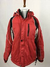 Karbon Schure Sports, Inc Youth Ski Jacket - Red - Large - Size 14 - Heavy #Z