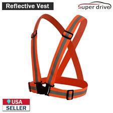 High Visibility Adjustable Night Running Security Reflective Safety Vest Belt