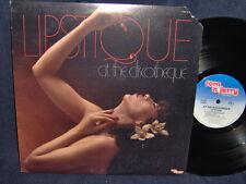 "Lipstique ""At The Discotheque"" LP"