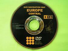 DVD NAVIGATION TNS 600 700 DEUTSCHLAND + EU 2011 TOYOTA AVENSIS AURIS RAV4 LEXUS