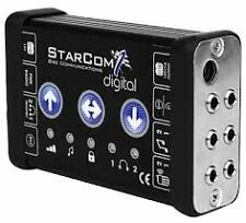Starcom 1 Digital Intercom Rider Pillion System Kit B Brand New Main Dealer
