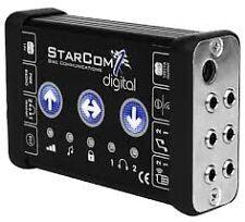 STARCOM 1 Intercom Numérique Rider Pillion système kit b toute nouvelle concessionnaire principal