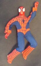 "Vintage 1974 Mego Customized Spider-Man Complete 8"" Action Figure! Marvel! COOL"
