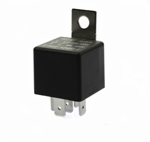 (1) - 12V 40/30A 5-pin RELAY SPDT Car HID RELAY AUTO Truck 5-prong OEM 30 40 Amp