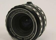 A-Schacht Ulm Em-Travegon 35mm 1:1:3.5 M42 mount  Lens