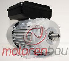 Wechselstrommotor, Einphasenmotor, Schweranlauf, 0,75 kW, 3000 U/min, B3
