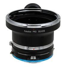 Fotodiox Objektivadapter Pro Shift Adapter Bronica SQ für Fujifilm X Kamera