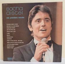 """33T Sacha DISTEL Disque LP 12"""" SES PREMIERS SUCCES -MUSIDISC 1057 Frais Rèduit"""