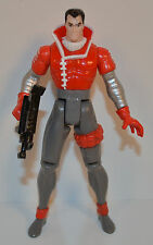 "1992 Kane 5"" Toy Biz Action Figure Uncanny X-Men X-Force Marvel Universe Comics"