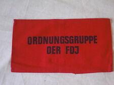 ORIGINALE vecchia DDR stecca ordine gruppo della FDJ nessun REPRO RARO