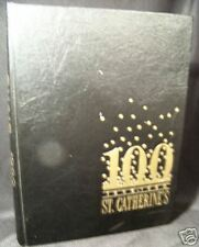 1990 Centennial St. Catherine's School Yearbook