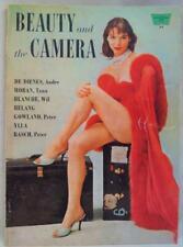 PHOTOGRAPHY HANDBOOK WHITESTONE BOOK #21 VINTAGE 1957 BEAUTY AND THE CAMERA