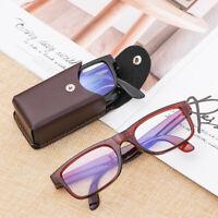 Folding Boxed Vision Care Reading Glasses Ultra Light  Eyeglasses +1.00~+4.0