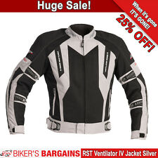 RST VENTILATOR IV WP JKT 1285 SILVER (M/42) WAS £169.99 - *NOW £129.99* 25% OFF