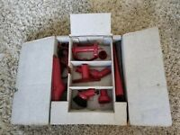 Vintage Kirby Classic III 3 Vacuum Cleaner Accessories Attachments Original Box
