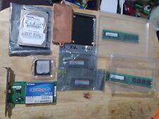 Computer /laptop lot parts misc.