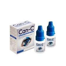 Can-c Eye-drops One Box: Contains 2 bottles-5ml vials each FREE SHIPPING