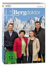 DER BERGDOKTOR TV-Serie Hans Sigl STAFFEL Season 9 - 3 DVD Box Neu