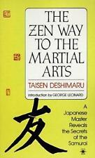 The Zen Way to Martial Arts 9780140193442 by George Leonard Paperback