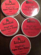 Ben Nye MagiCake Aqua Paint La-15 Passion Pink 1.2oz