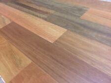 Spotted Gum brushed 3 strip Engineered Timber Flooring / Floors Hardwood