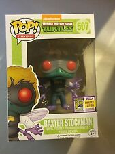 SDCC 2017 FUNKO EXCLUSIVE BAXTER STOCKMAN LIMITED EDITION TMNT NICKELODEON RARE