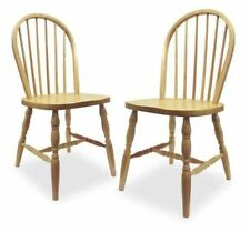 Exceptional Beech Chairs   EBay